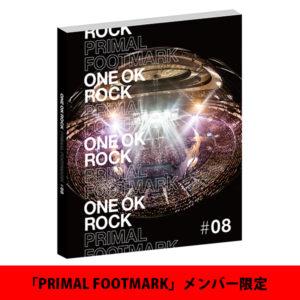 ワンオク プライマルフットマーク2019 予約受付開始 PRIMAL FOOTMARK【ONE OK ROCK】ファンブログ
