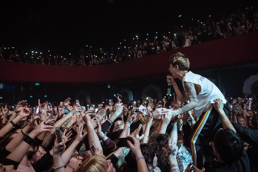 ワンオク セトリ フランス パリ公演「ONE OK ROCK EUROPEAN TOUR 2018」ファンブログ