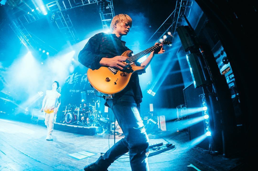 ワンオク セトリ アメリカ シカゴ公演「EYE OF THE STORM NORTH AMERICAN TOUR 2019」【ONE OK ROCK】ファンブログ