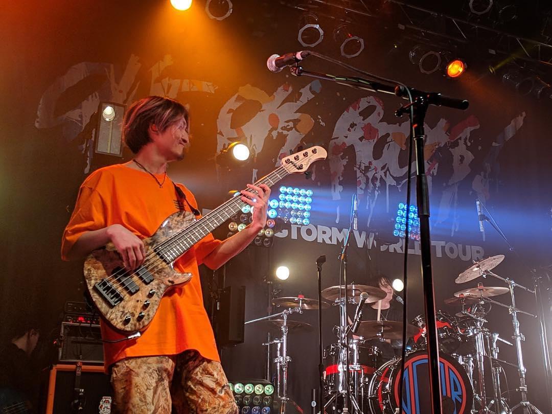 ワンオク セトリ アメリカ ソルトレイクシティ公演「EYE OF THE STORM NORTH AMERICAN TOUR 2019」【ONE OK ROCK】ファンブログ