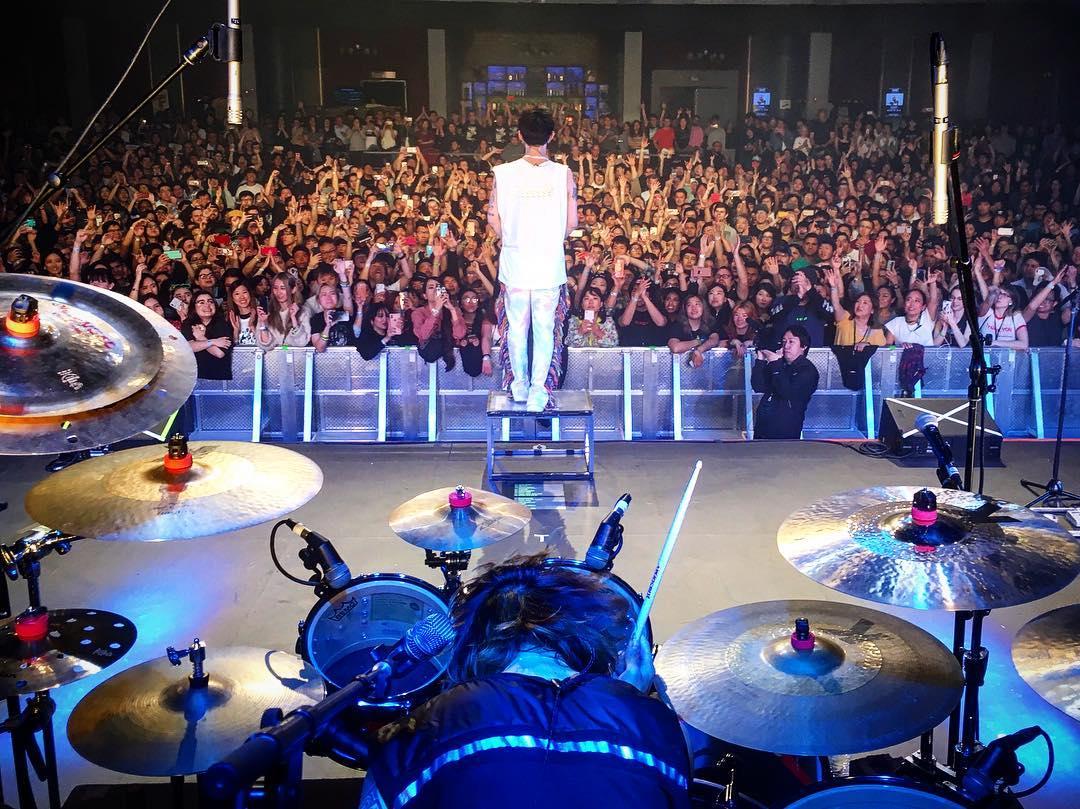 ワンオク セトリ アメリカ サンディエゴ公演「EYE OF THE STORM NORTH AMERICAN TOUR 2019」【ONE OK ROCK】ファンブログ