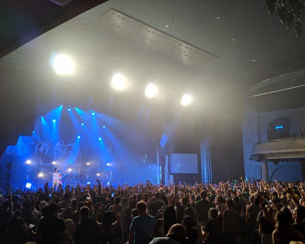 ワンオク セトリ アメリカ オーランド公演「EYE OF THE STORM NORTH AMERICAN TOUR 2019」【ONE OK ROCK】ファンブログ