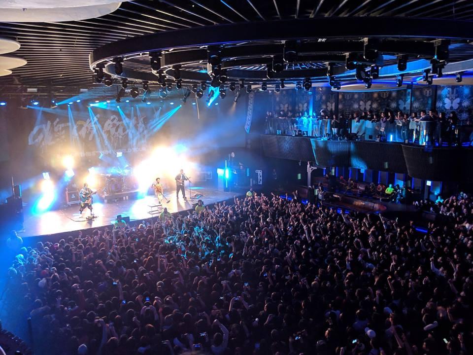 ワンオク セトリ カナダ トロント公演「EYE OF THE STORM NORTH AMERICAN TOUR 2019」【ONE OK ROCK】ファンブログ