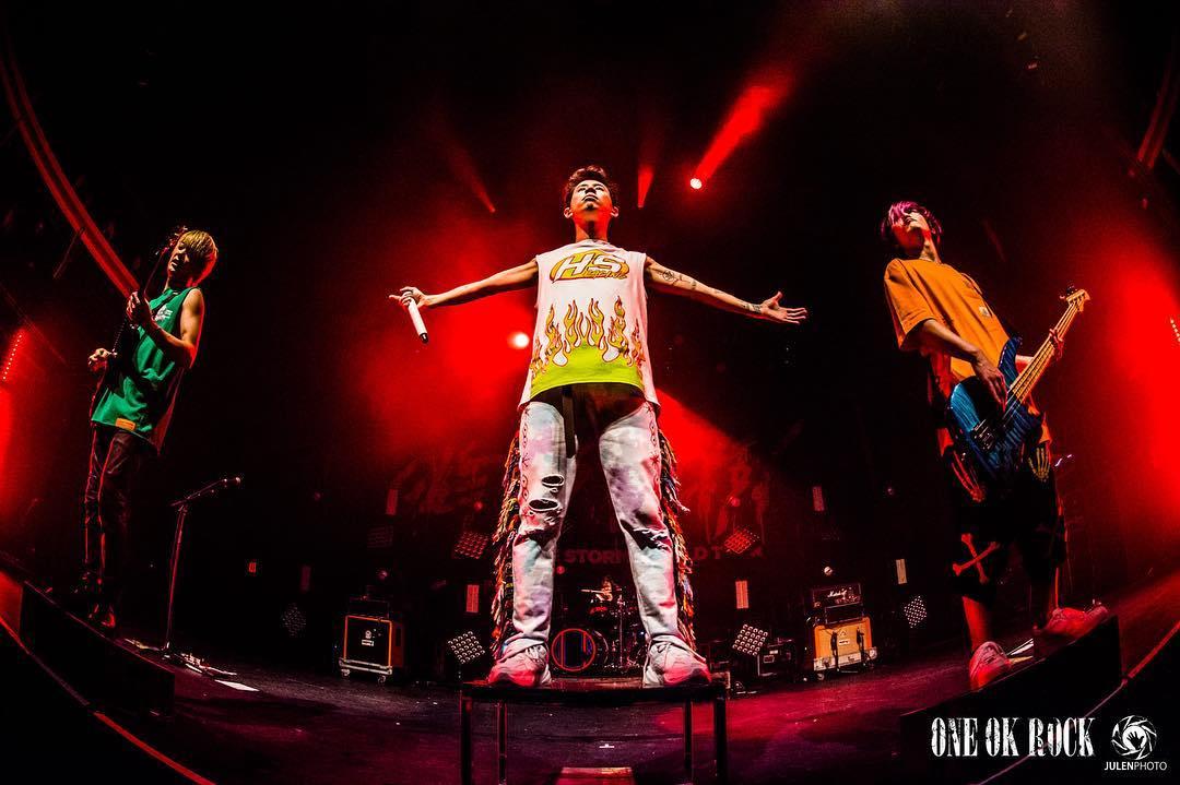 ワンオク セトリ アメリカ ニューヨーク公演「EYE OF THE STORM NORTH AMERICAN TOUR 2019」【ONE OK ROCK】ファンブログ