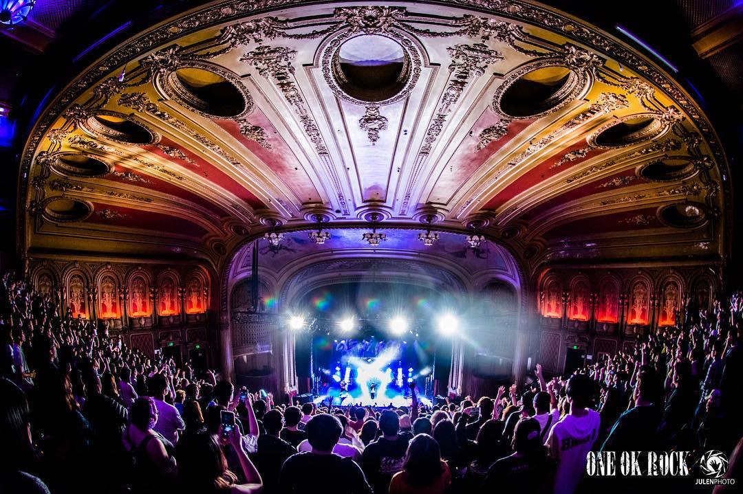 ワンオク セトリ アメリカ サンフランシスコ公演「EYE OF THE STORM NORTH AMERICAN TOUR 2019」【ONE OK ROCK】ファンブログ