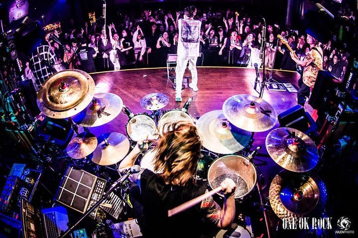 ワンオク セトリ アメリカ ボストン公演「EYE OF THE STORM NORTH AMERICAN TOUR 2019」【ONE OK ROCK】ファンブログ