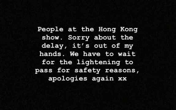 【公演中止】エド・シーラン(Ed Sheeran)WORLD TOUR 2019 香港 day2【ONE OK ROCK】ワンオク ファンブログ