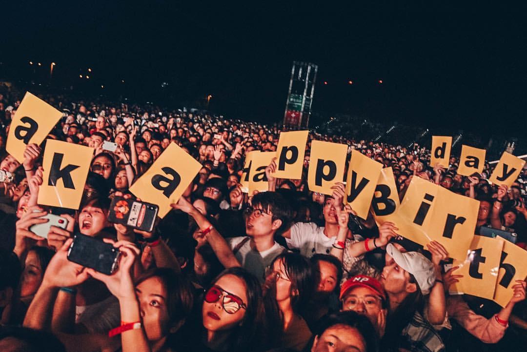 ワンオク セトリ エド・シーラン(Ed Sheeran)WORLD TOUR 2019 香港公演 day1【ONE OK ROCK】ファンブログ