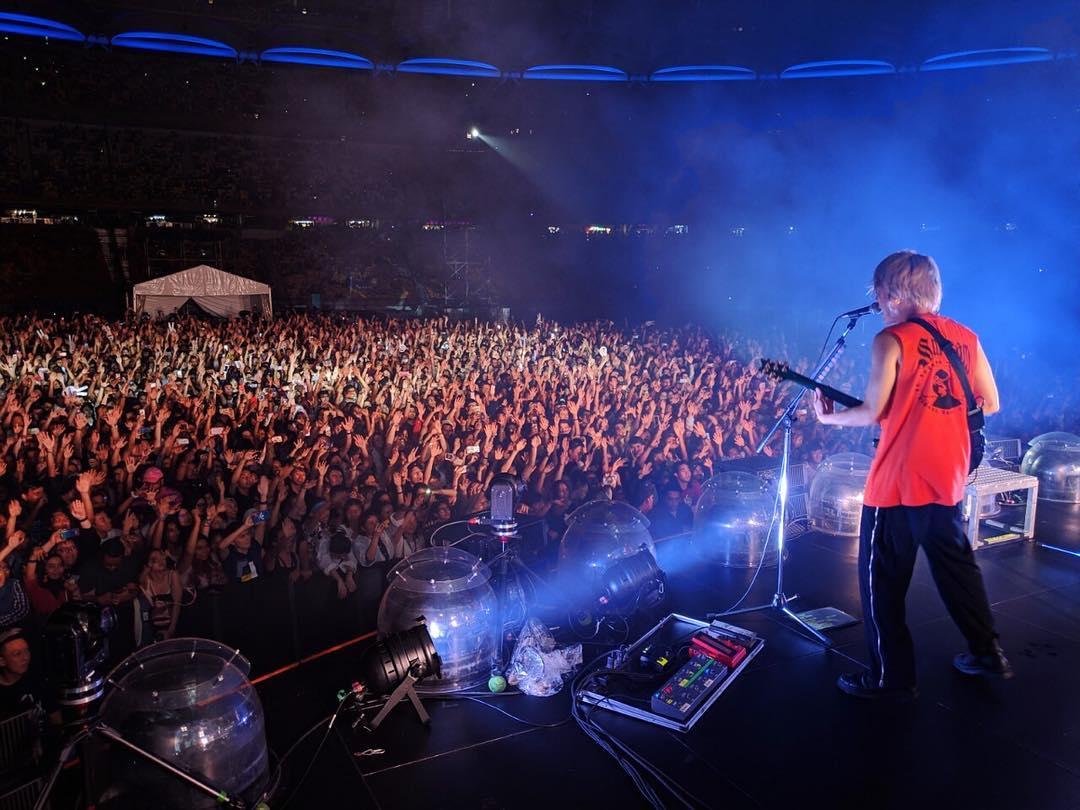 ワンオク セトリ エド・シーラン(Ed Sheeran)WORLD TOUR 2019 マレーシア クアラルンプール公演【ONE OK ROCK】ファンブログ