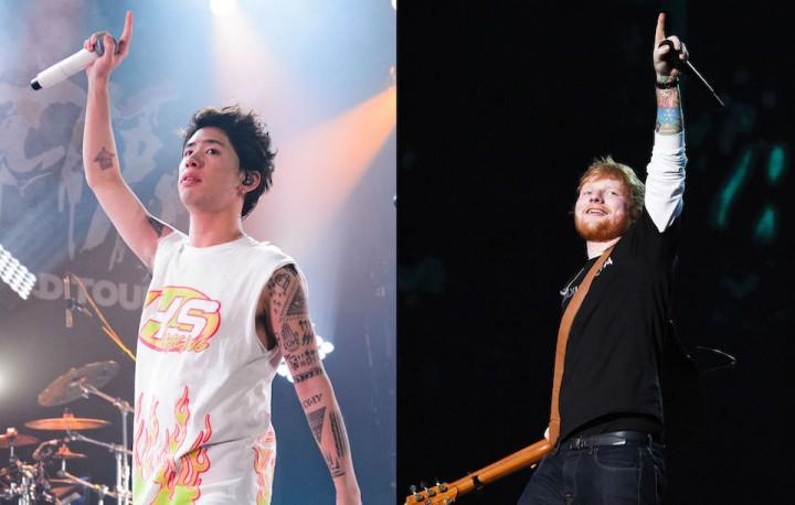 ワンオク エド・シーラン(Ed Sheeran)とタイ バンコクでスタジオセッション!?【ONE OK ROCK】ファンブログ