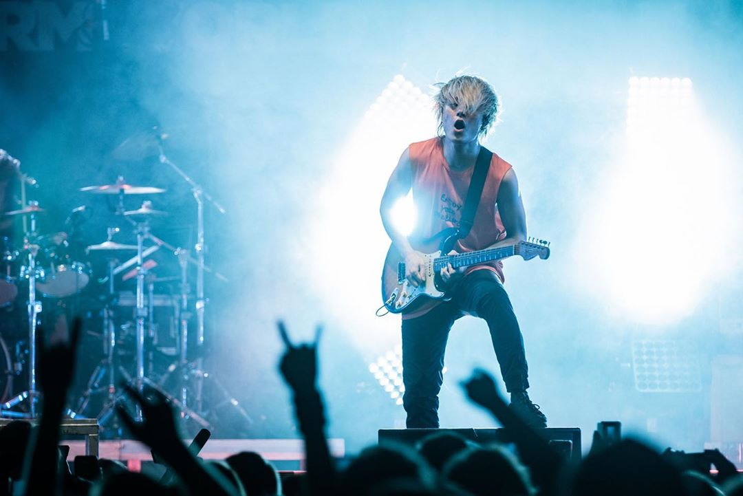ワンオク セトリ オーストリア ヴィエナ公演「EYE OF THE STORM EUROPEAN TOUR 2019」【ONE OK ROCK】ファンブログ