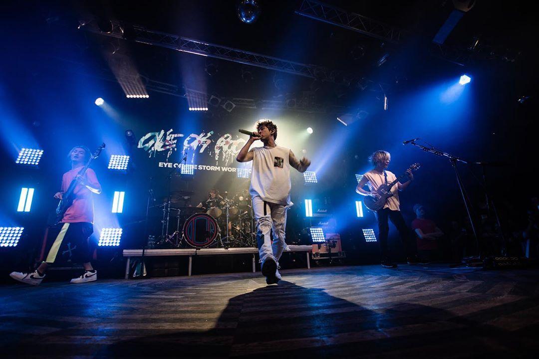 ワンオク セトリ チェコ プラハ公演「EYE OF THE STORM EUROPEAN TOUR 2019」【ONE OK ROCK】ファンブログ