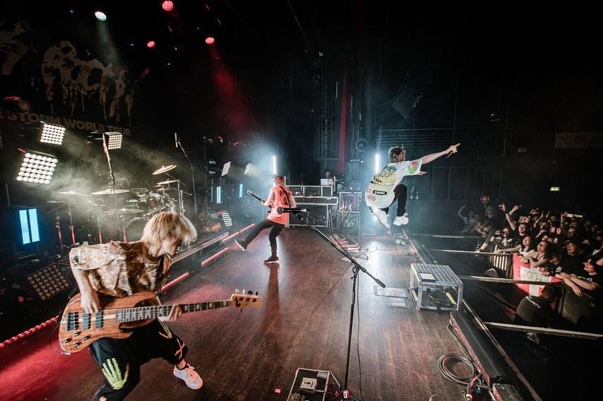 ワンオク セトリ スイス チューリッヒ公演「EYE OF THE STORM EUROPEAN TOUR 2019」【ONE OK ROCK】ファンブログ