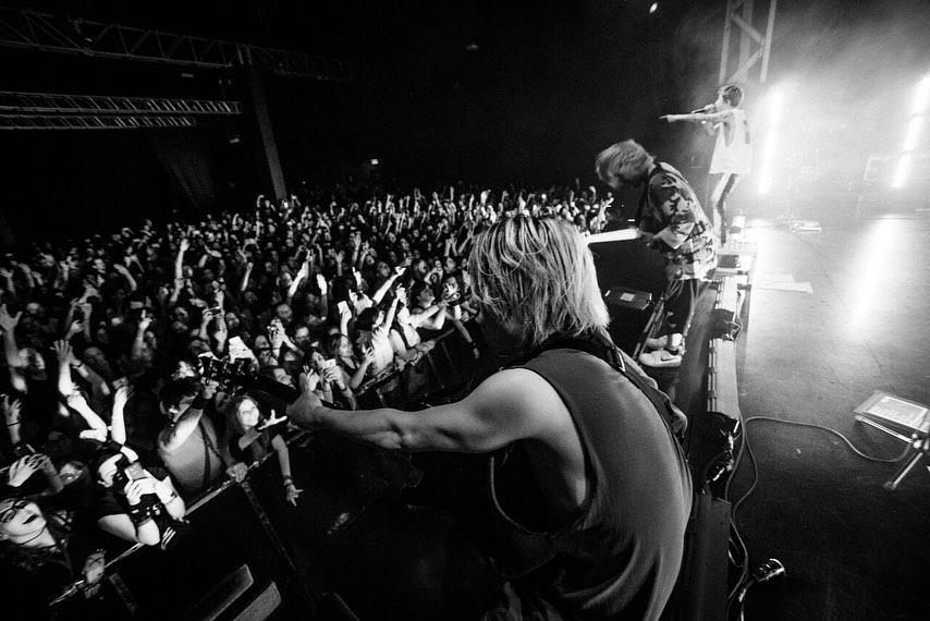 ワンオク セトリ イタリア ミラノ公演「EYE OF THE STORM EUROPEAN TOUR 2019」【ONE OK ROCK】ファンブログ
