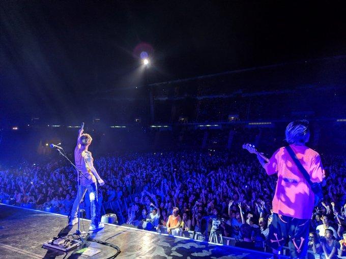ワンオク セトリ エド・シーラン(Ed Sheeran)WORLD TOUR 2019 タイ バンコク公演【ONE OK ROCK】ファンブログ
