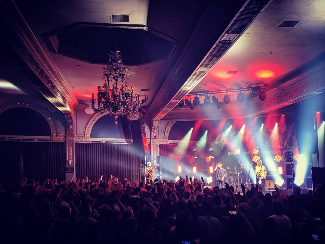 ワンオク セトリ アメリカ ポートランド公演「EYE OF THE STORM WORLD TOUR 2019 -US & Mexico-」【ONE OK ROCK】ファンブログ