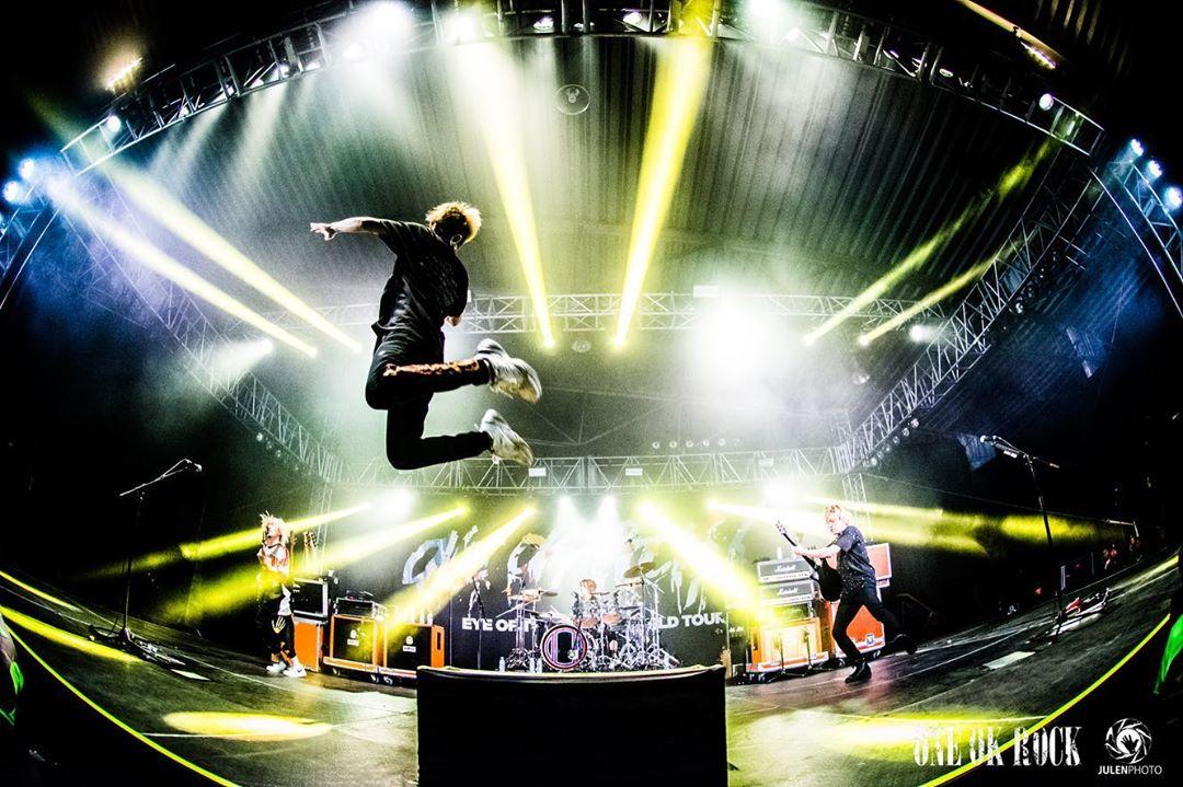 ワンオク セトリ メキシコ メキシコシティ公演「EYE OF THE STORM WORLD TOUR 2019 -US & Mexico-」【ONE OK ROCK】ファンブログ