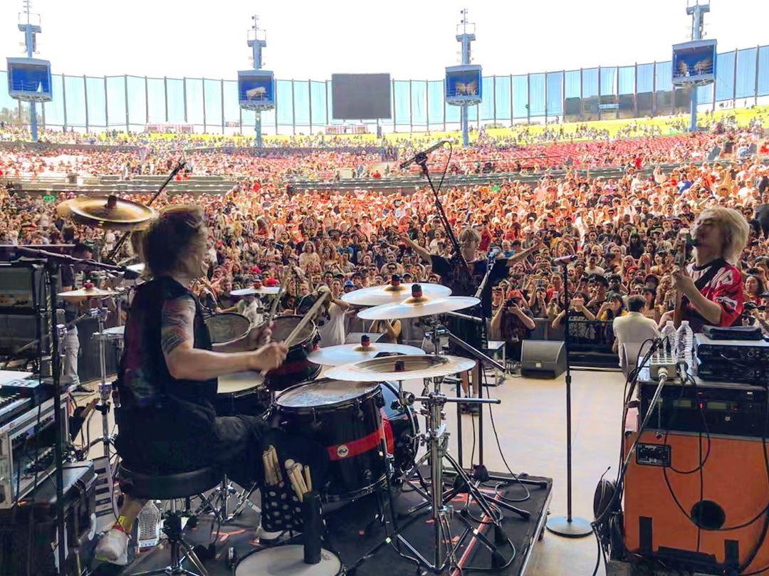 ワンオク セトリ Warped Tour(ワープド・ツアー)「EYE OF THE STORM WORLD TOUR 2019 -US & Mexico-」【ONE OK ROCK】ファンブログ