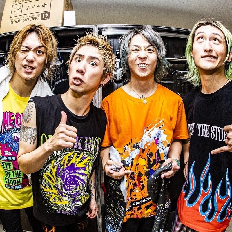 """ワンオク セトリ 大阪城ホール 2日目「ONE OK ROCK 2019-2020""""Eye of the Storm""""JAPAN TOUR」"""