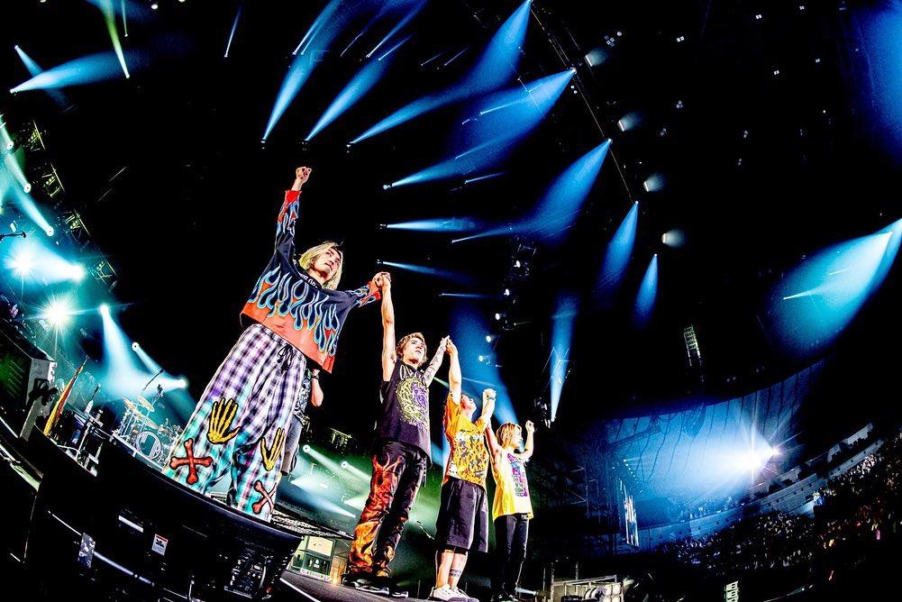 """ワンオク セトリ 横浜アリーナ 1日目「ONE OK ROCK 2019-2020""""Eye of the Storm""""JAPAN TOUR」"""