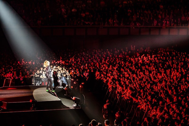 """ワンオク セトリ 愛媛県武道館 1日目「ONE OK ROCK 2019-2020""""Eye of the Storm""""JAPAN TOUR」"""