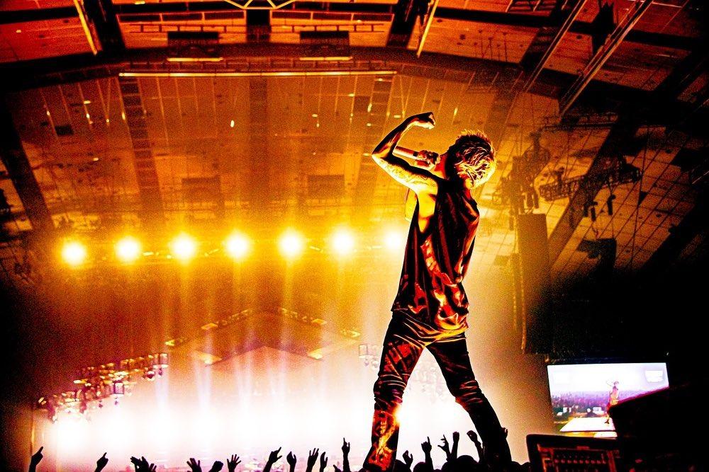 """ワンオク セトリ 三重県営サンアリーナ 2日目「ONE OK ROCK 2019-2020""""Eye of the Storm""""JAPAN TOUR」"""