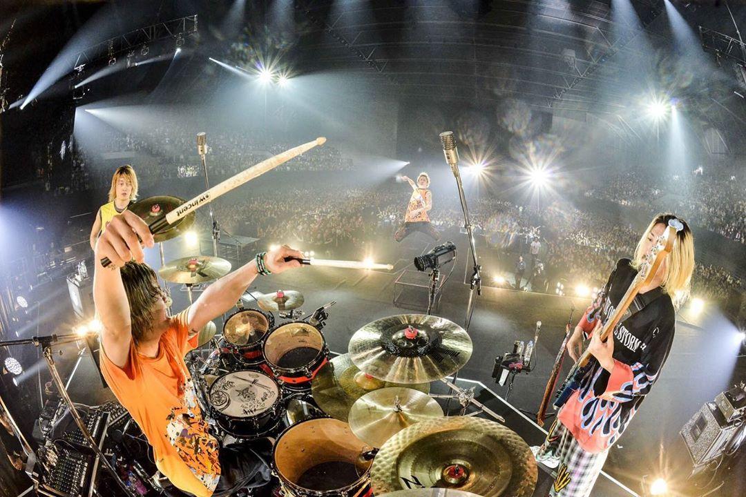 """ワンオク セトリ 静岡エコパアリーナ 2日目「ONE OK ROCK 2019-2020""""Eye of the Storm""""JAPAN TOUR」"""