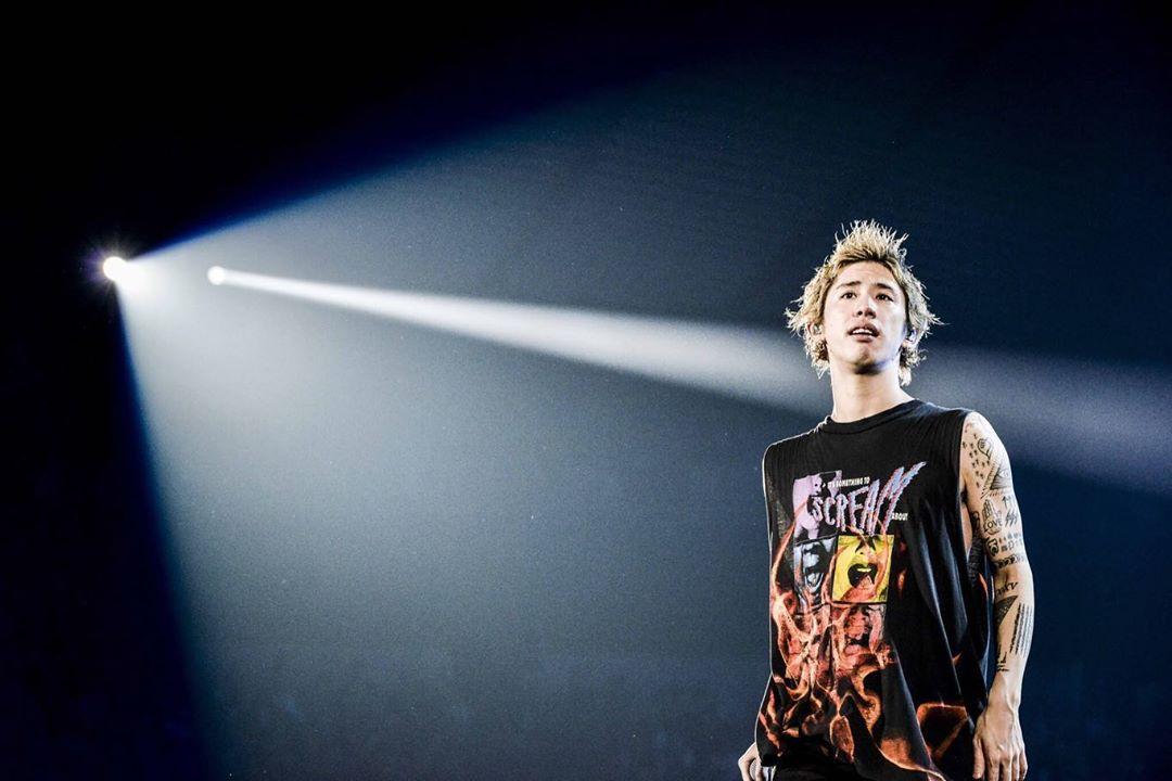 "ワンオク セトリ 東京 代々木競技場 2日目「ONE OK ROCK 2019-2020""Eye of the Storm""JAPAN TOUR」"