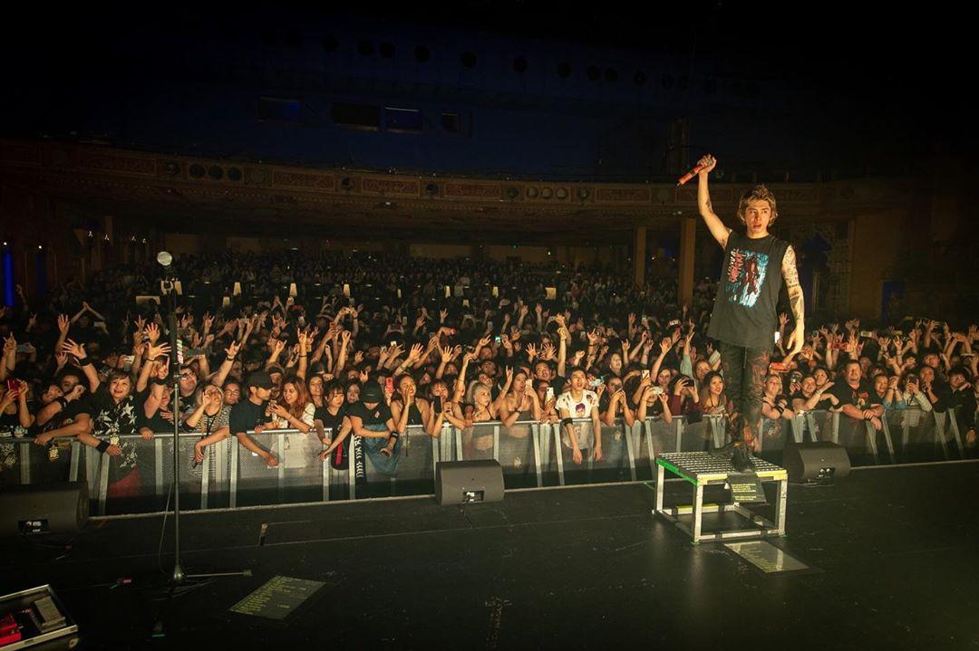 ワンオク セトリ オーストラリア メルボルン公演 2日目「EYE OF THE STORM AUSTRALIAN TOUR 2020」